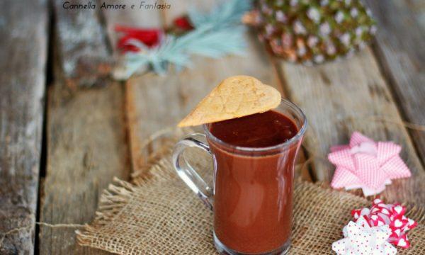 Cioccolata calda – ricetta vegan