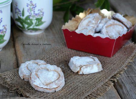 Biscotti di mandorla – ricetta facile e golosa