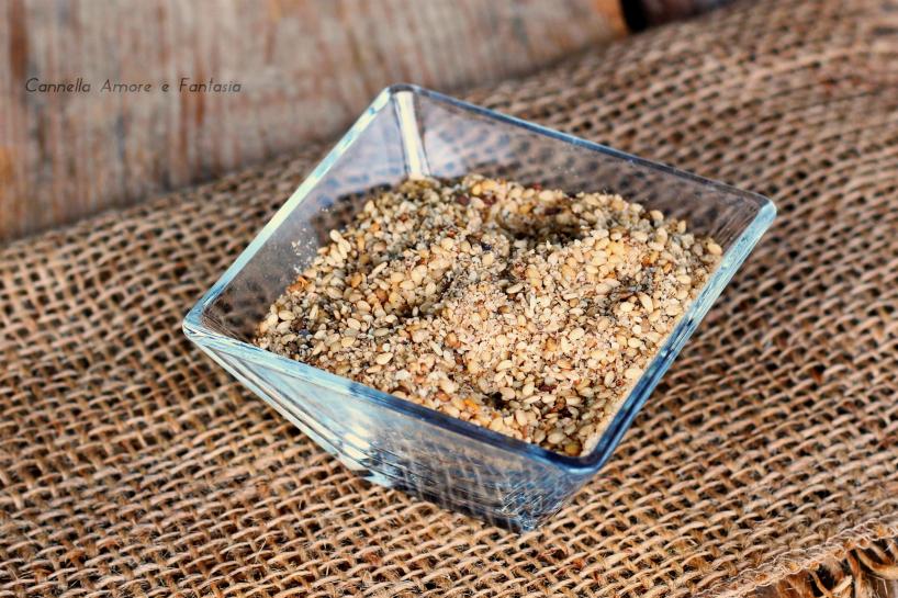 Gomasio – un valido sostituto del sale