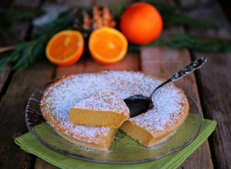 Pan d'arancio – ricetta light