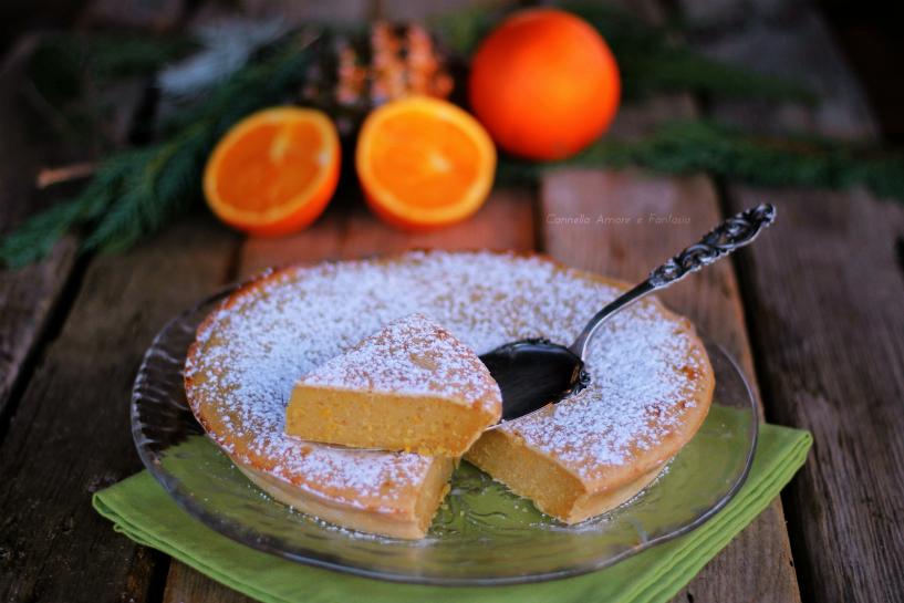 Pan d'arancio – ricetta light
