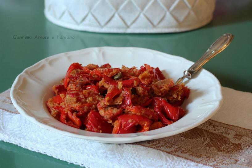 Peperoni ammuddicati - ricetta siciliana