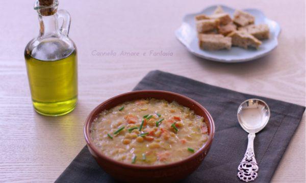 Zuppa di ceci – ricetta siciliana