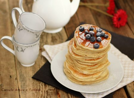 Banana Pancakes – con inclusa la video ricetta