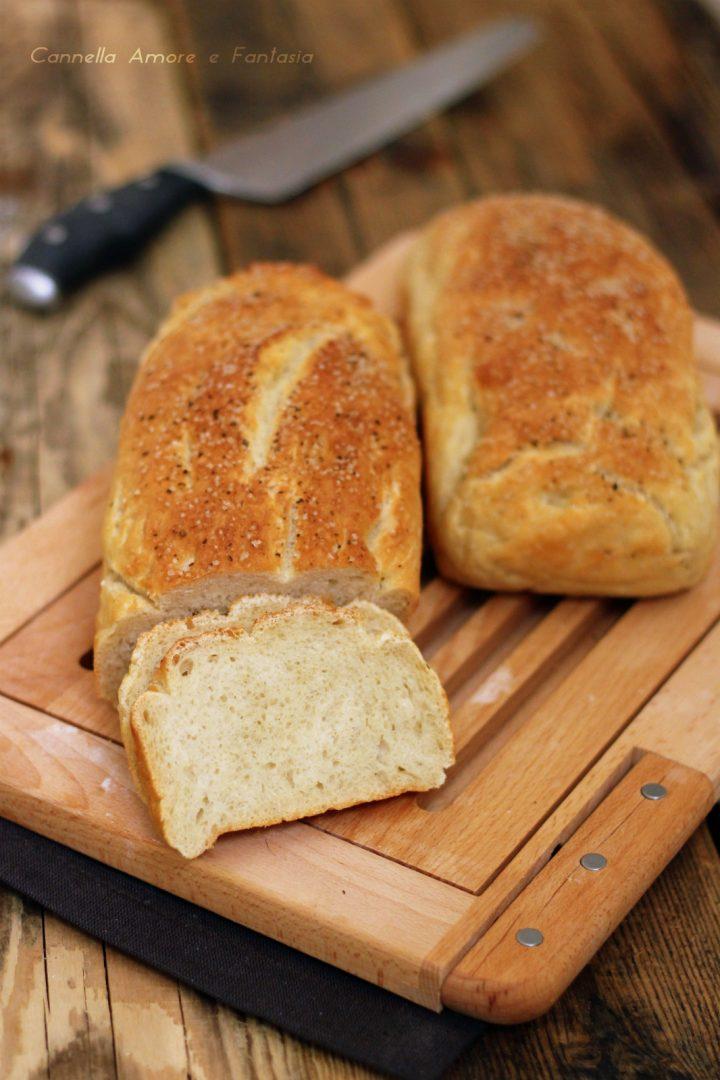 Pane senza impasto - ricetta veloce