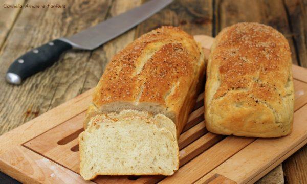 Pane senza impasto – ricetta veloce