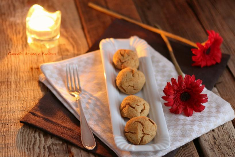 Polpette di ricotta e ceci - ricetta vegetariana