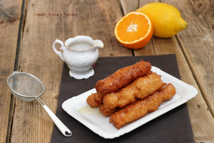 Crispelle di riso catanesi – Crispeddi siciliani
