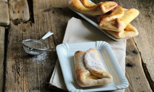 Maritozzi con la crema ricetta siracusana