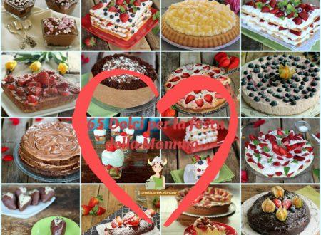 Raccolta ricette dolci festa della mamma