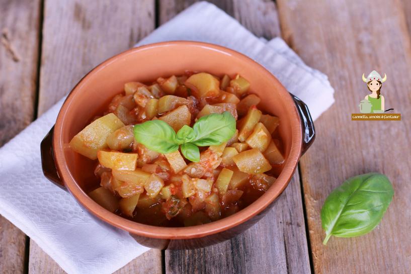 Minestra di zucchine trombetta alla siciliana ricetta for Casa tradizionale siciliana