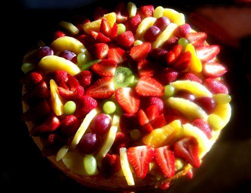 torte di frutta golose e colorate – lezione completa