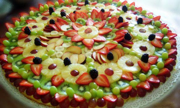 torta di frutta gigante parmaclub – marzo