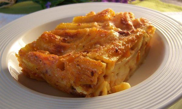 pasta al forno con ragù di carne