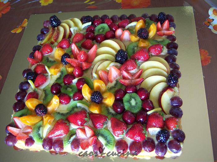 Torta Frutta Passo Passo Catiabonati Co