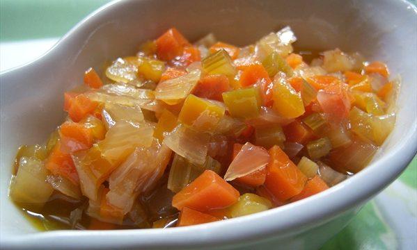 Contorno agrodolce: gustose verdurine