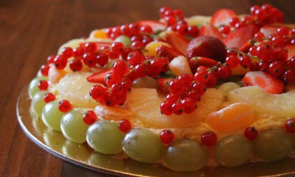 torta di frutta e ribes rosso – novembre