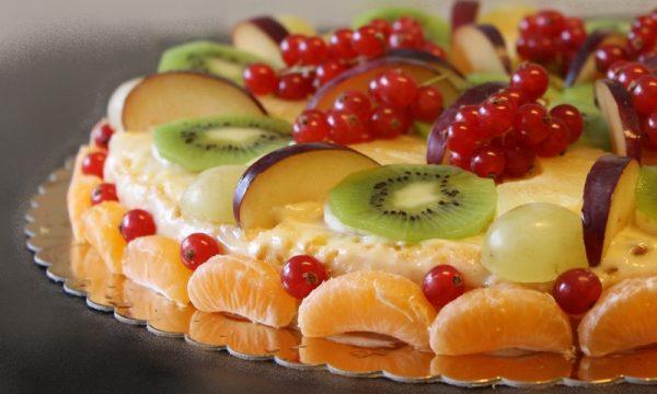 torta di frutta fresca – dicembre