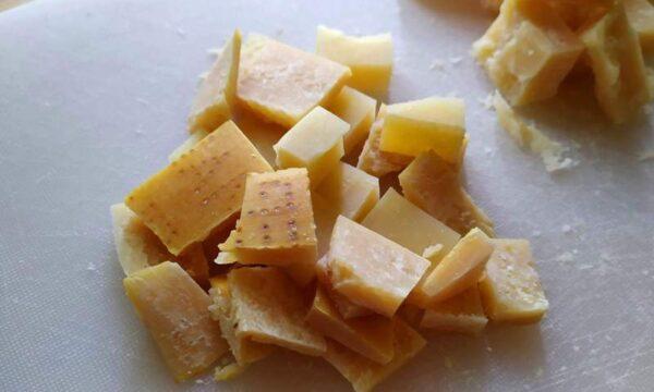 Croste del Parmigiano Reggiano