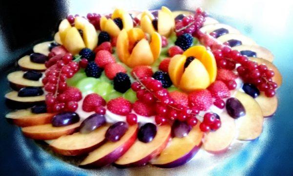 torta di frutta – luglio