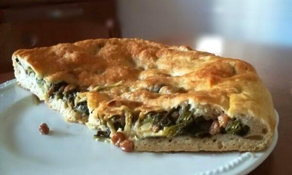 torta di scarola: la famosa pizza napoletana