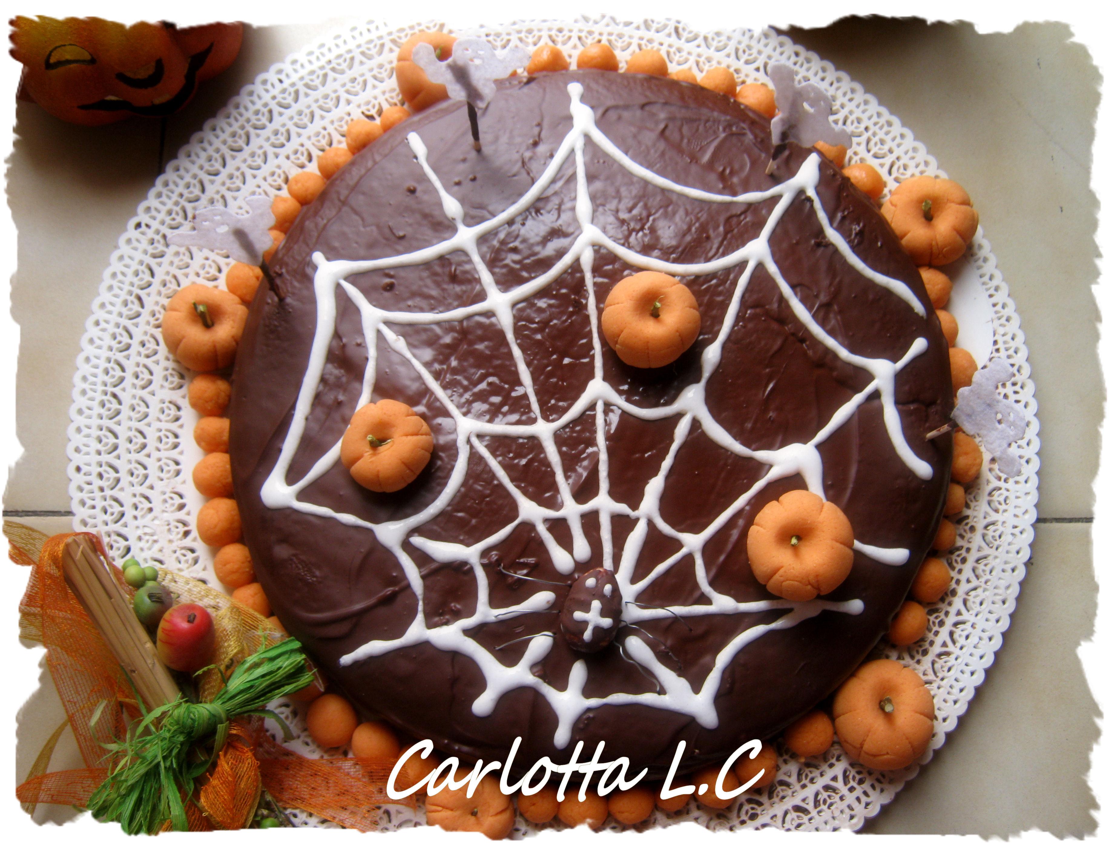 Halloween decorazioni torte - Decorazioni per torte di carnevale ...