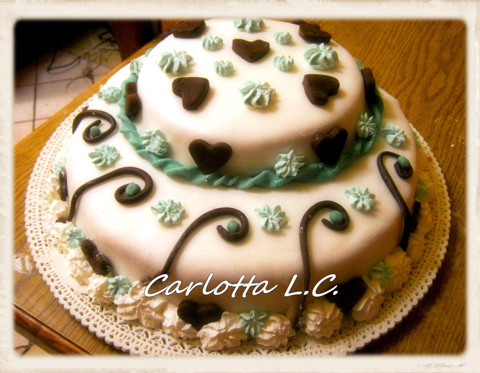 Molto Torta di compleanno- La cucina di Carlotta GD67