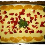 Tiramisù  alla frutta- La cucina di Carlotta