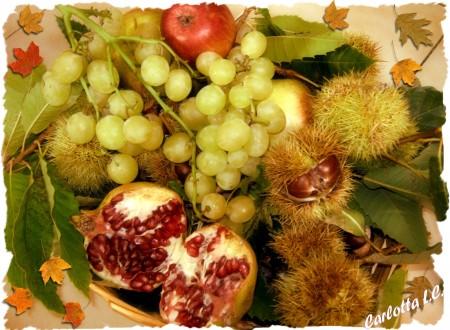 Ricette e poesie d'autunno-La cucina di Carlotta