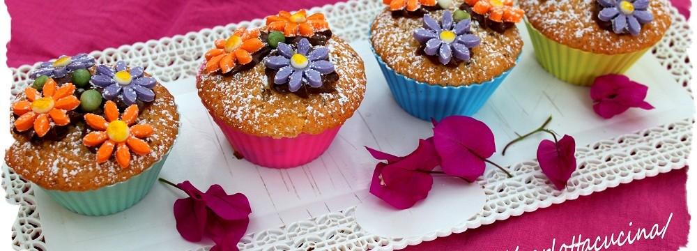 Cupcakes morbidi-La cucina di Carlotta