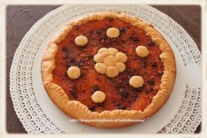 Crostata con marmellata di zucca- Ricetta d'autunno