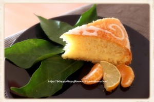 Torta profumata agli agrumi- Ricetta soffice