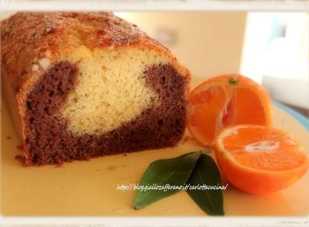 Plum cake al mandarino- Ricetta agrumi