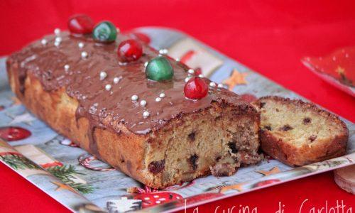 Plum cake di Natale o Pan di Natale