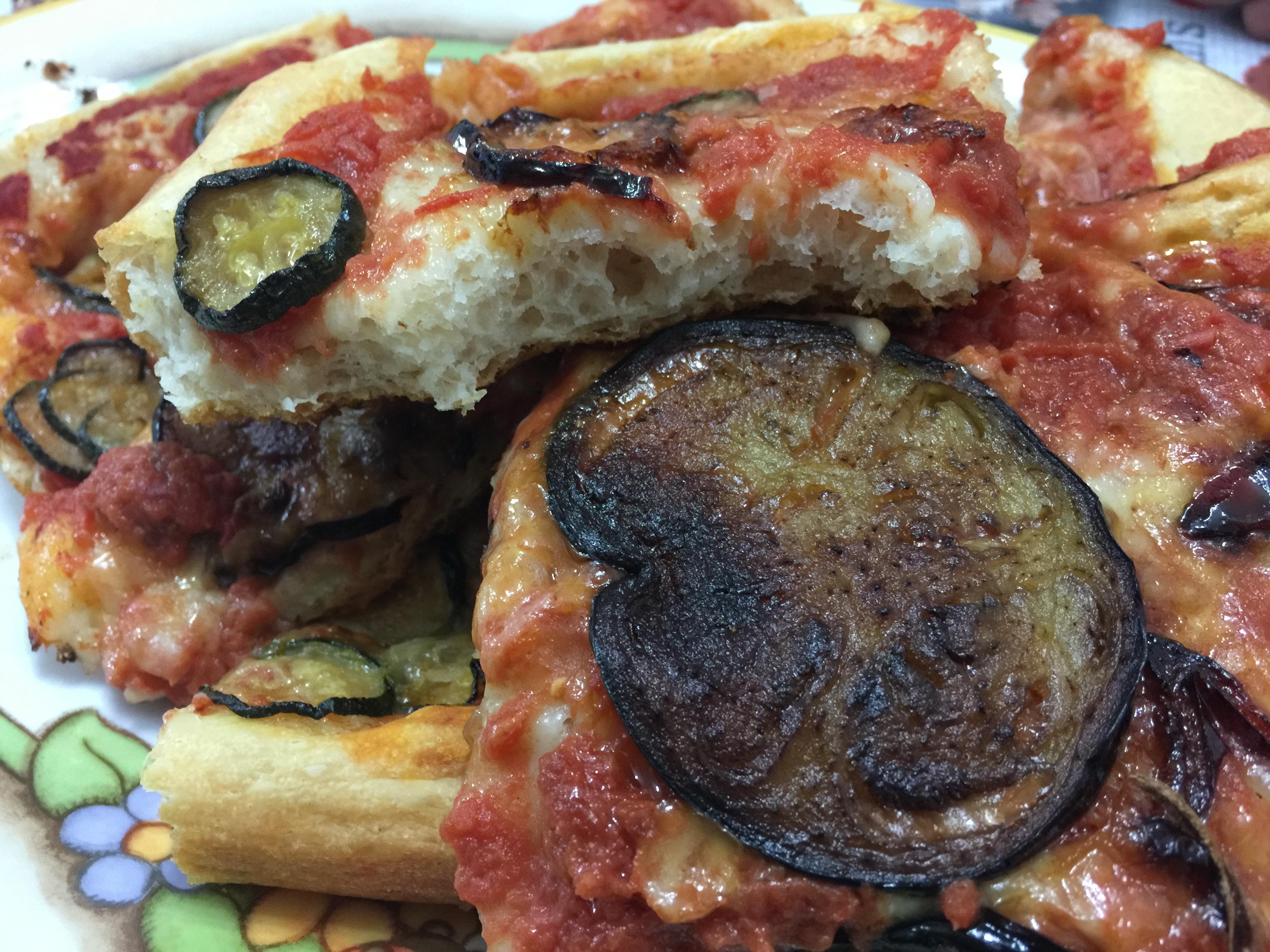 pizzetta al taglio