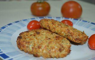 Cotolette di pollo e spinaci (spinacine)
