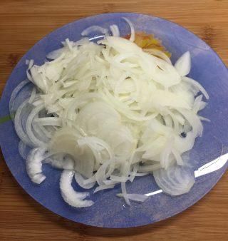 Focaccia di zucca e cipolle