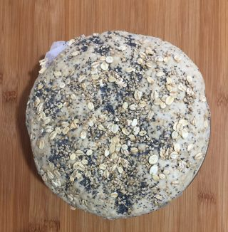 Pane integrale ai semi vari con il bimby