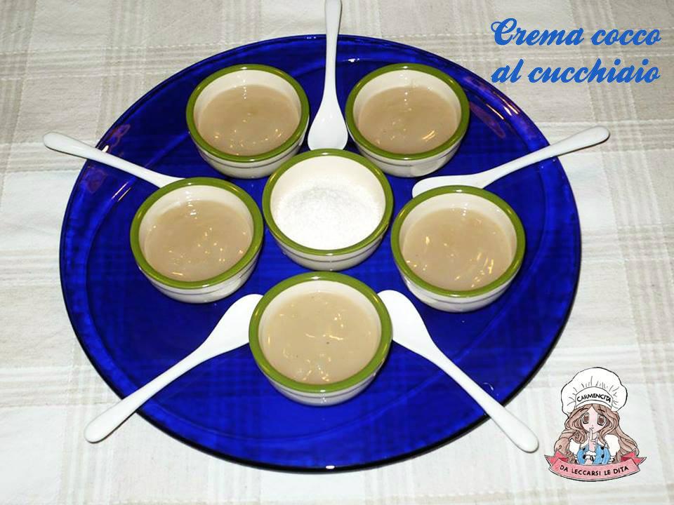 crema cocco