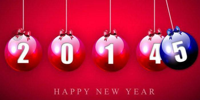 Brindiamo al nuovo anno