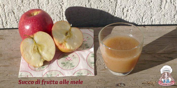 50 sfumature di… mela Succo di frutta alle mele