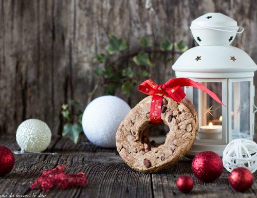 Roccocò dolce natalizio napoletano