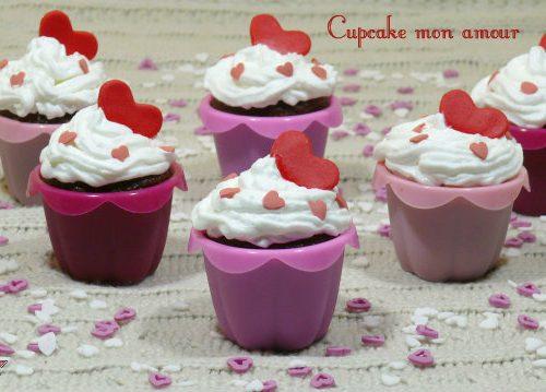 Cupcake mon amour cacao e panna