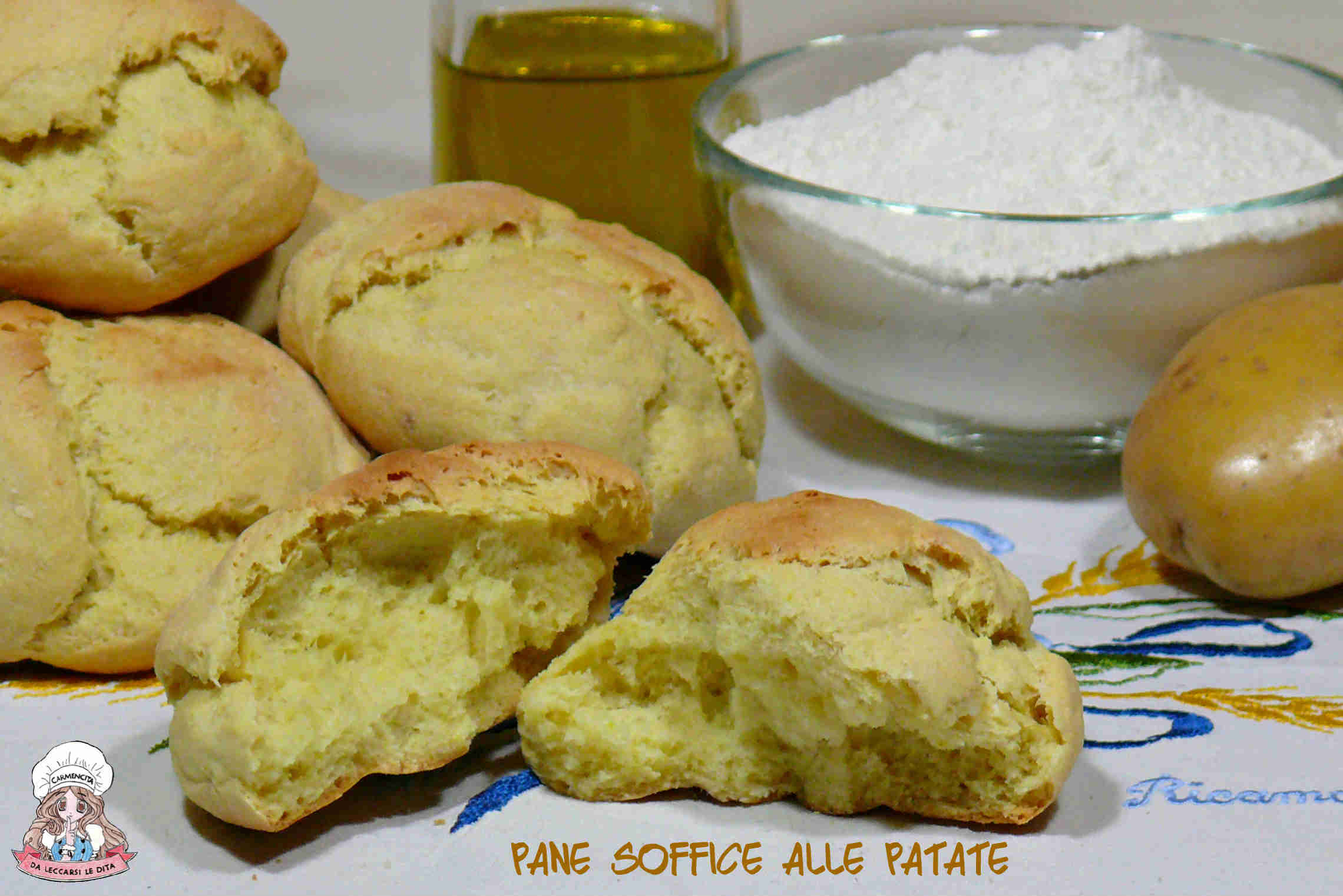 Pane soffice alle patate