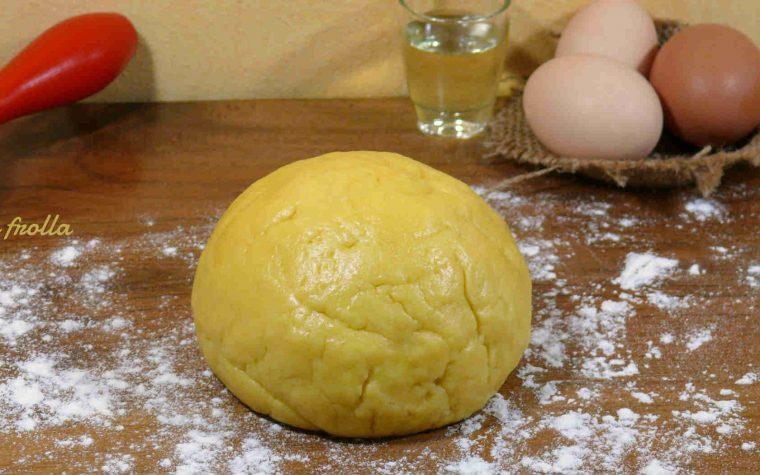 Pasta frolla leggera