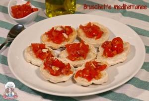 Bruschette mediterranee
