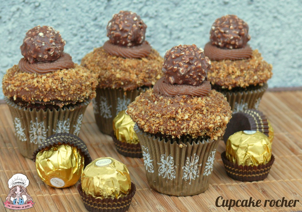 Cupcake rocher
