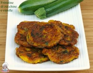 Frittatine di zucchine e cipolle