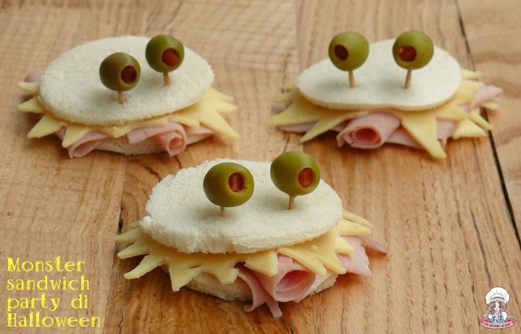 Monster sandwich