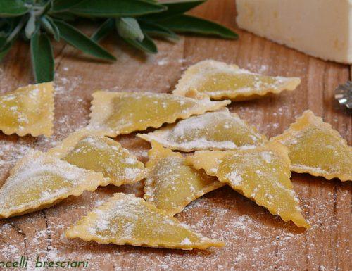 Casoncelli bresciani ricetta della nonna